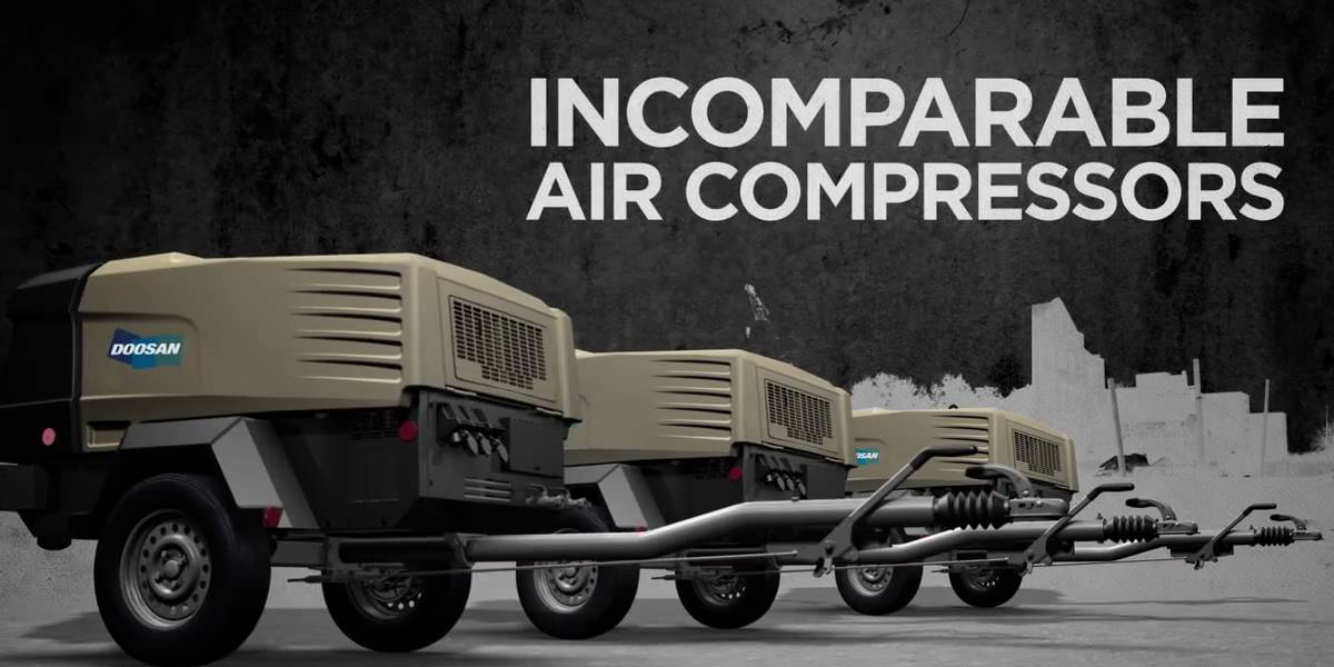 Doosan Air Compressors